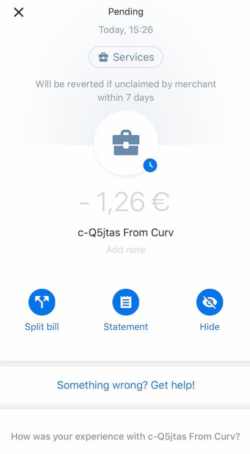 Használd ezt a megerősítő kódot a bankkártya/hitelkártya igazolásához