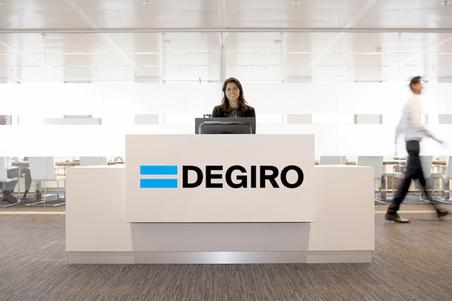 What is Degiro?