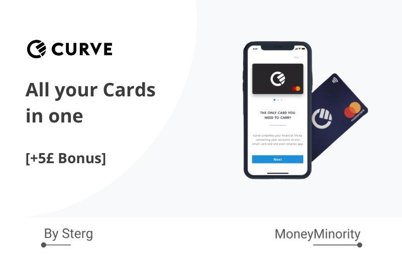 Curve Card & App Review: The Ultimate Guide of 2020 [+Bonus £5]