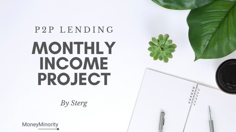 P2P Lending Monthly Income Project by Sterg