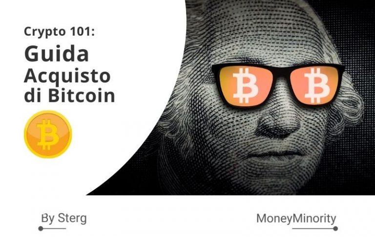 Acquisto di Bitcoin in Italia | Come (e Dove) | Guida dettagliata