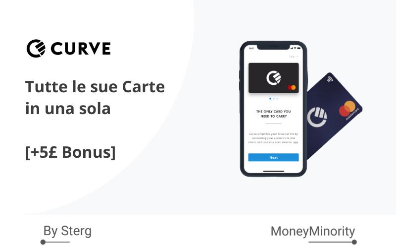 Curve Card & App – Recensione: La Guida Definitiva in Italiano [2020]