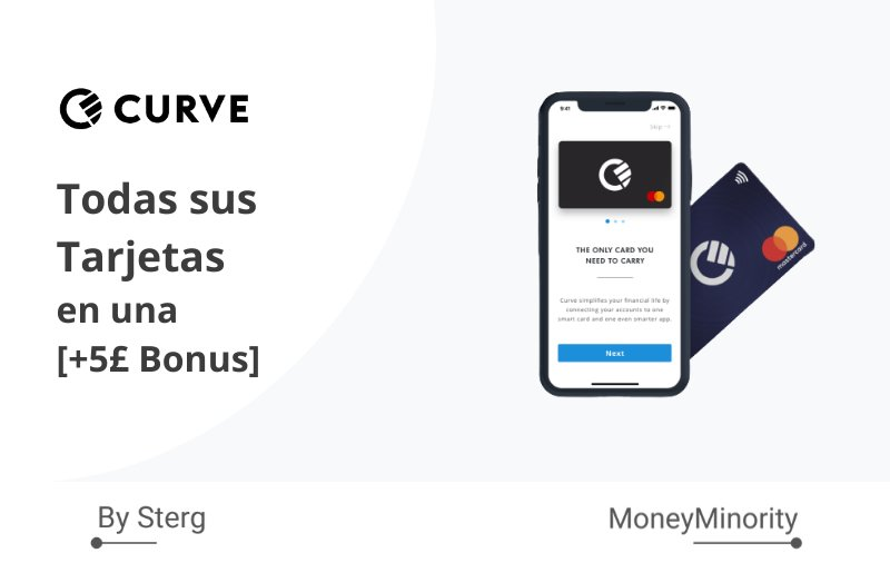 Reseña de la Tarjeta y App Curve: La Guía Definitiva en Español [2020]