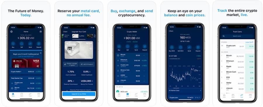 Analyse du Wallet Crypto : Acheter et vendre des crypto-monnaies
