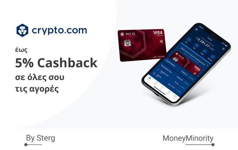 Crypto.com & MCO Κάρτα: Ο Απόλυτος Οδηγός Βήμα Βήμα [2020]