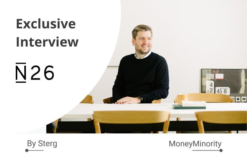 """N26 Interview: """"The German Digital Bank in Greece"""""""