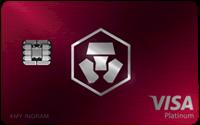 Ruby Steel Crypto Carte | 1.000 CRO Stake