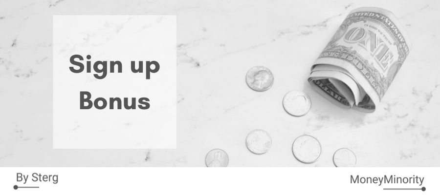 Sign up bonus, Referral Codes, Invite Codes by MoneyMinority .jpg