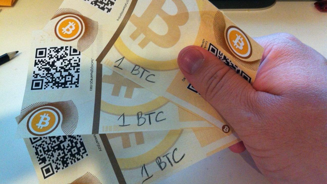 Τι είναι τα Paper Wallets