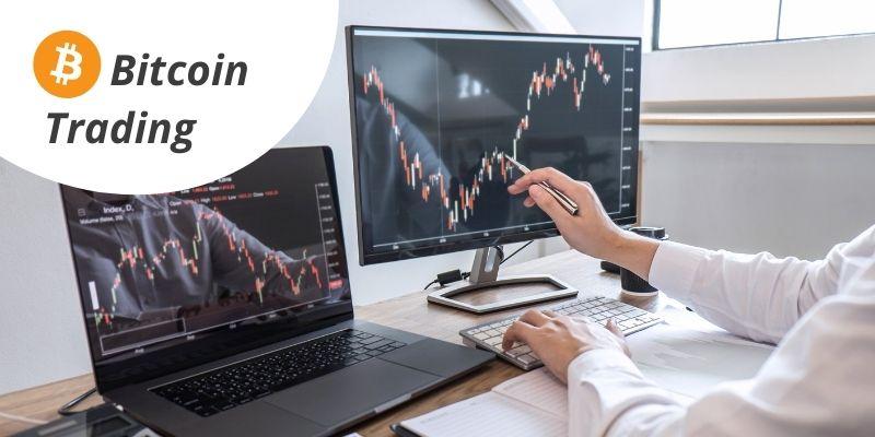 Bitcoin Trading: Αγορά με Βραχυχρόνιο Ορίζοντα