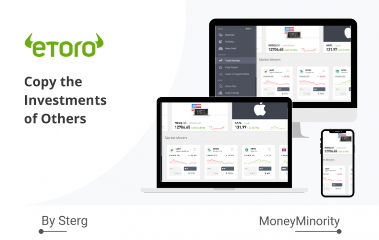eToro Complete Guide [Copy the Investments of Others]