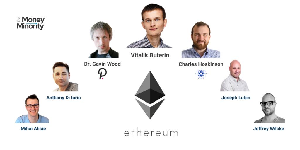 Ποιος Δημιούργησε το Ethereum;