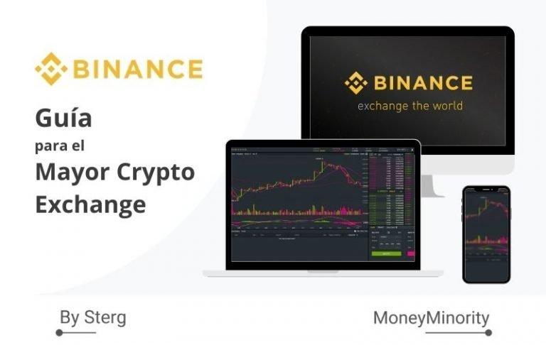 Binance Guía para el Mayor Crypto Exchange [España]