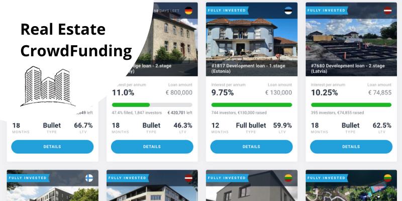 Επένδυση σε Real Estate CrowdFunding [Ελλάδα]