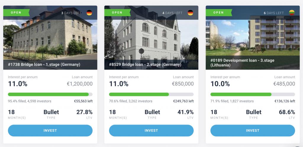 Επένδυση σε Real Estate CrowdFunding